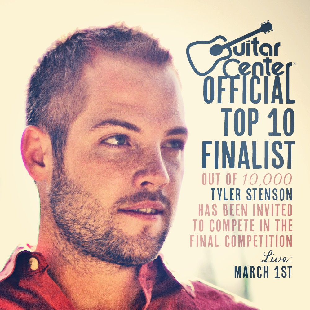 Guitar Center Top 10 Final